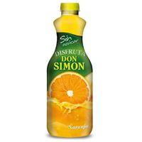 Don Simon Nèctar de taronja baix en calories 1,5l