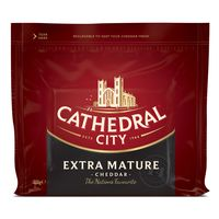 Cathedral City Formatge extra mature cheddar 200g