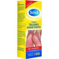 Scholl Crema para pies talones agrietados 60ml