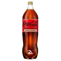 Coca Cola Zero zero botella 2l