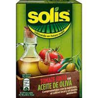 Tomàquet fregit amb oli d'oliva SOLÍS, brick 400 g