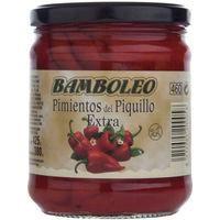 Bamboleo Pebrots piquillo 19/24 extra 425 g