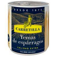 Carretilla Puntes d'espàrrecs gruixudes llauna 205g