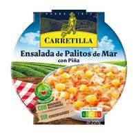 Carretilla Ensalada de cangrejo 240g