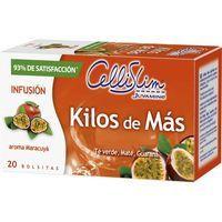 Cellislim Infusión kilos de más 20 sobres