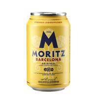 Moritz Cervesa llauna 33cl
