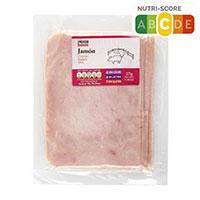 Eroski Basic jamón cocido 275g
