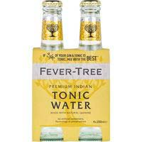 Fever Tree Tónica 4x25cl