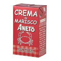 Aneto Crema de marisco 1l