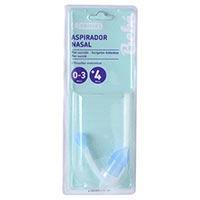 Eroski Aspirador nasal 2 boquillas 0-3 m. y + 4 m.
