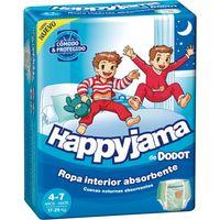 Dodot Pañal niño Happyjama 17-29kg 17u