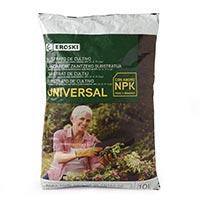 Eroski Substrat universal 10l
