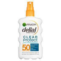 Protector solar FP50 DELIAL, spray 200 ml