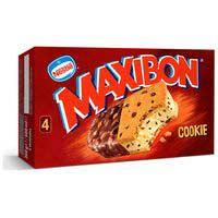 Nestlé Sandwich Maxibon cookies 4u 600ml