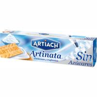 Artiach Galletas Artinata sin azúcares 210g
