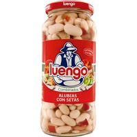 Luengo Alubias con setas 570g