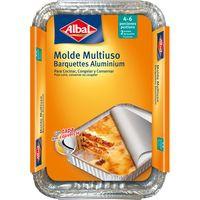 Albal Molde de aluminio multiuso 4-6 porciones 2u