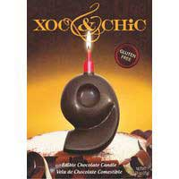 Xoc & Chic Velas chocolate Nº 9