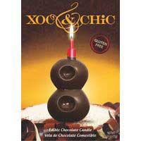 Xoc & Chic Velas chocolate Nº 8