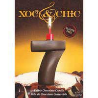 Xoc & Chic Velas chocolate Nº 7