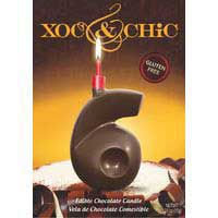 Xoc & Chic Velas chocolate Nº 6