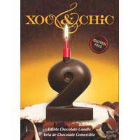 Xoc & Chic Velas chocolate Nº 2
