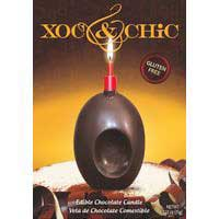 Xoc & Chic Velas chocolate Nº 0