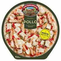 Tarradellas Pizza pollastre 410g