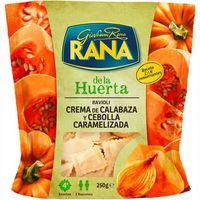 Rana Gran Ripieno farcit de carbassa i ceba caramel·litzada 250g