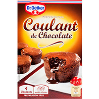Dr. Oetker Coulant de chocolate 240g