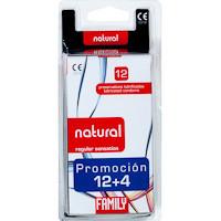 Family Preservativos 12 + 4u