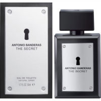 Antonio Banderas Colonia masculina The Secret 50ml