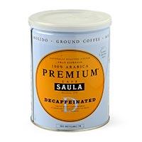 Saula Cafè grand expresso premium descafeïnat 250g