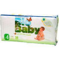 Moltex Bio Baby Bolquer ecològic talla 4 de 9-13kg 34u