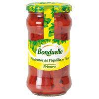 Pimiento de piquillo en tiras BONDUELLE, frasco 220 g