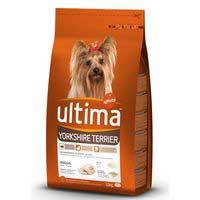 Ultima Perro yorkshire terrier 1,5kg