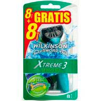 Xtreme3 Maquinilla de afeitar desechable 8u