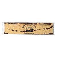 Turrón blando crujiente chocolate especial VICENS, tableta 300 g