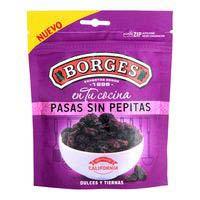 Borges Panses California sense llavors 150g