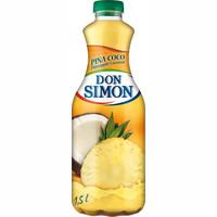Don Simón Néctar de piña-coco 1,5l