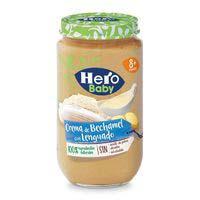 Hero Baby Tarrito lenguado con bechamel 235g