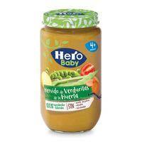 Hero Baby Verdures variades 250g