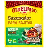 Old El Paso Condiment fajita 30g