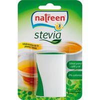 Natreen Edulcorante Stevia 120 comprimidos
