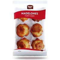 Inpanasa Madelones 6 unidades 360g