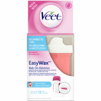 Veet Recambio Roll-On eléctrico bikini i axilas Easy Wax 50ml