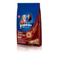 Brekkies Perro delicious buey 7,5kg