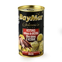 Bay Mar Olives farcides d'anxoves 150g