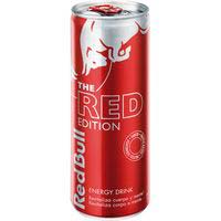 Red Bull Bebida energética red edition 25cl