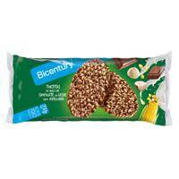 Bicentury Nackis blat de moro xocolata amb llet avellana 108g